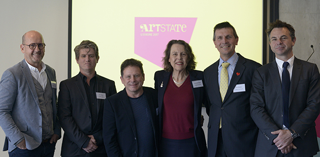 RANSW Artstate Lismore 2017 Launch