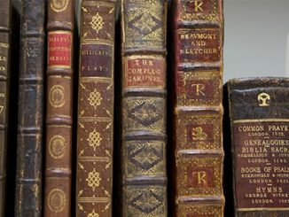 State Library Victoria Books (detail)