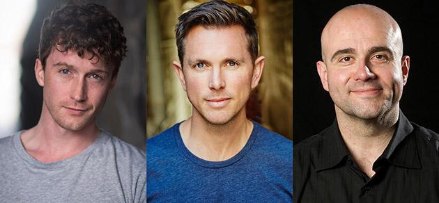 The Wizard of Oz Eli Cooper, Alex Rathgeber, John Xintavelonis