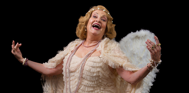 Hit Productions Glorious Diana McLean as Florence