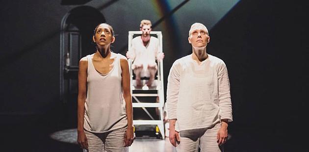 Illumi-Nation Theatre 4.48 Psychosis- photo bySarah Steiner