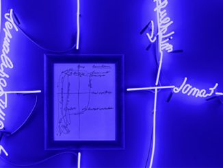 Joseph Kosuth,A Conditioning of Consciousness, 1988 (detail)