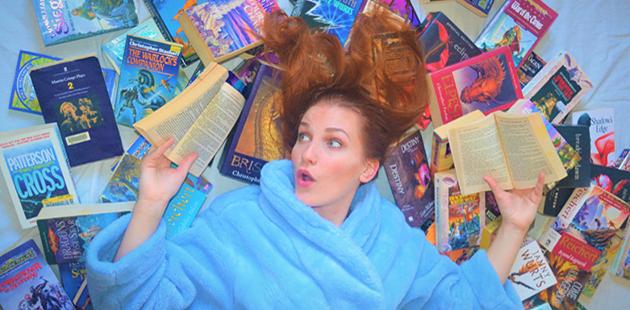 Melb Fringe Bookcrastinators Anonymous Jacqueline Whiting
