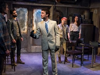 RSAT The Way Out - photo by Teresa Noble AAR review