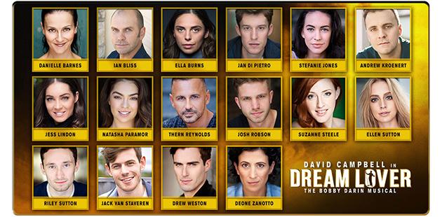 Dream Lover Cast Announcement
