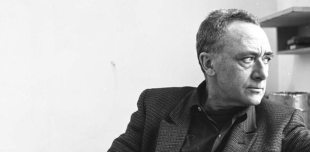 GOMA Gerhard Richter portrait