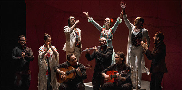 Las Minas Puerto Flamenco AU Tour