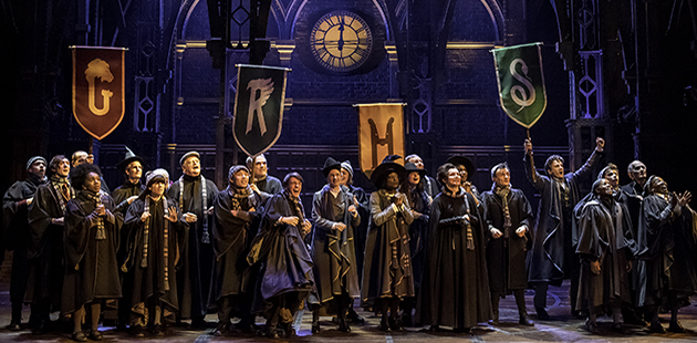 Original London Company - Harry Potter and the Cursed Child - photo by Manuel Harlan