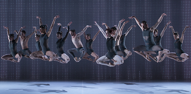 Sydney Dance Company 2 One Another - photo by Peter Greig