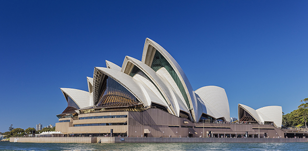 Sydney Opera House - photo by Hamilton Lund AAR CMP