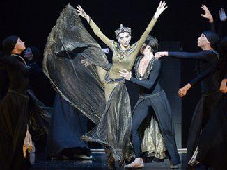 The Imperial Russian Ballet Company Bolero - photo by Masanori Udagawa