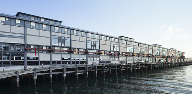 Walsh Bay Arts Precinct Pier Four