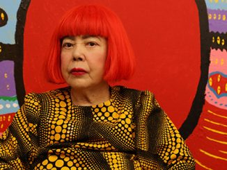 Yayoi Kusama - courtesy of Ota Fine Arts, Tokyo/Singapore, Victoria Miro, London, David Zwirner, New York