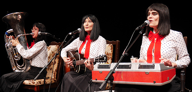 AVKC The Kransky Sisters