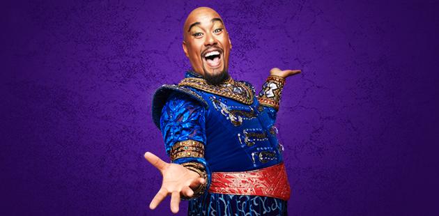 Disney Gareth Jacobs Aladdin Genie AAR editorial