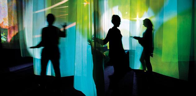 MCA Pipilotti Rist Administrating Eternity 2011