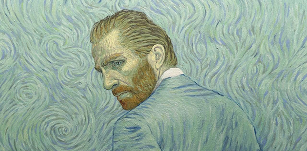 Madman Entertainment Loving Vincent