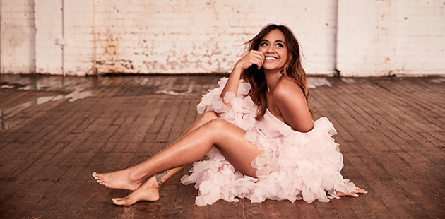 SBS 2018 Eurovision Song Contest Jessica Mauboy