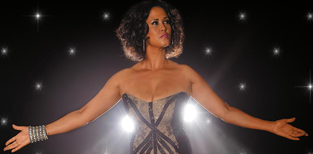 Showtime Australia The Greatest Love of All - The Whitney Houston Show Belinda Davids