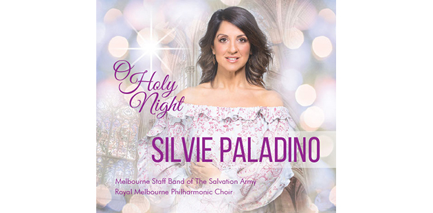Silvie Paladino O Holy Night