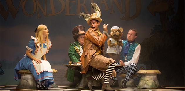 Alice in Wonderland Cast