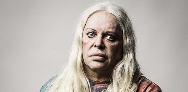 Genesis Breyer P-Orridge by Drew Weidemann