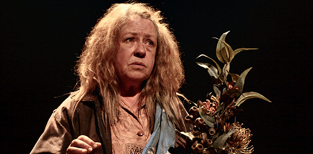Mother Noni Hazlehurst - photo by Serena Ryan