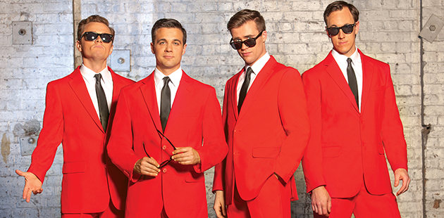 Jersey Boys - photo by Brian Geach