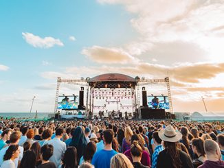 St Kilda Festival 2018 Main Stage - photo by Nathan Doran