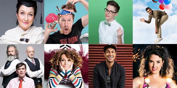 Sydney Comedy Festival 2018