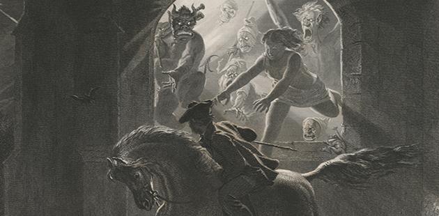 Tam O'Shanter: (1855)