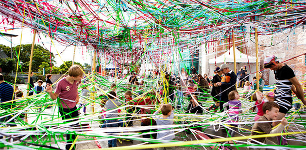 Polyglot Tangle - photo by Sean Young