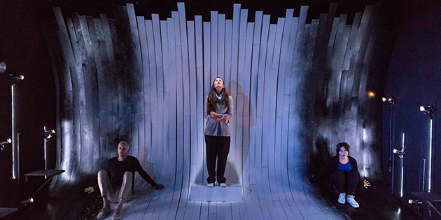 RSAT Colder Ben Pfeiffer, Caroline Lee, Brigid Gallacher - photo by Teresa Noble Photography