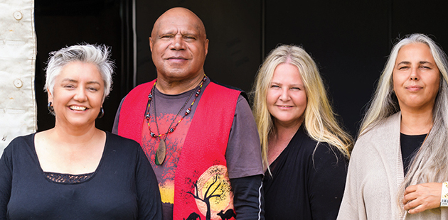 Archie Roach and Tiddas