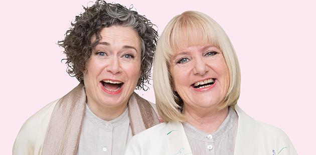 MICF Judith Lucy & Denise Scott