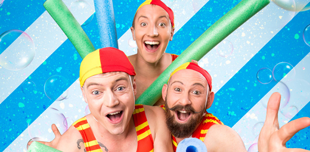 MICF Splash Test Dummies