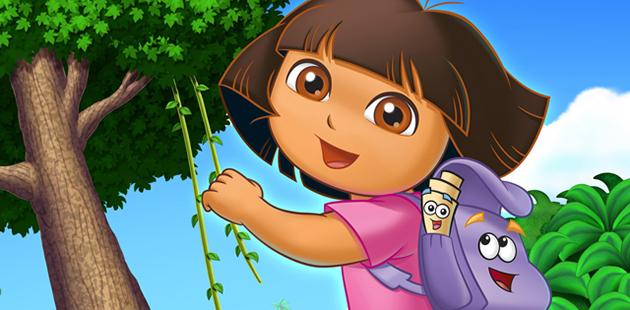 Nickelodeon Dora the Explorer
