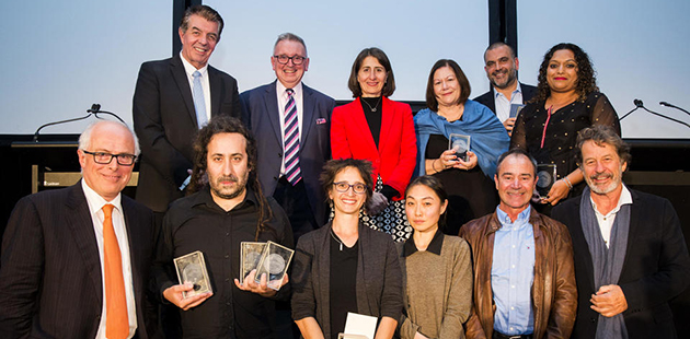 AAR 2018 NSW Premier's Literary Awards