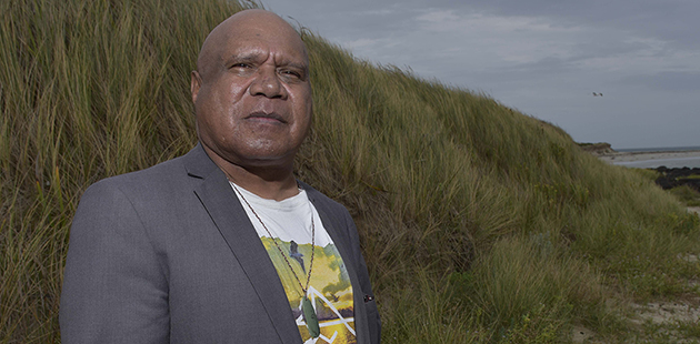 AAR Archie Roach - photo by Wayne Quilliam