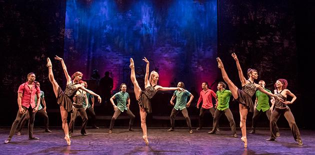Ballet Revolución AAR