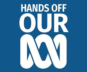 Hands Off Our ABC