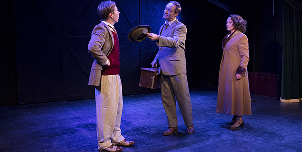 Hayes Theatre - GYPSY - Mark Hill, Anthony Harkin and Blazey Best