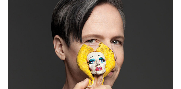 AAR John Cameron Mitchell - photo by Matthew Placek