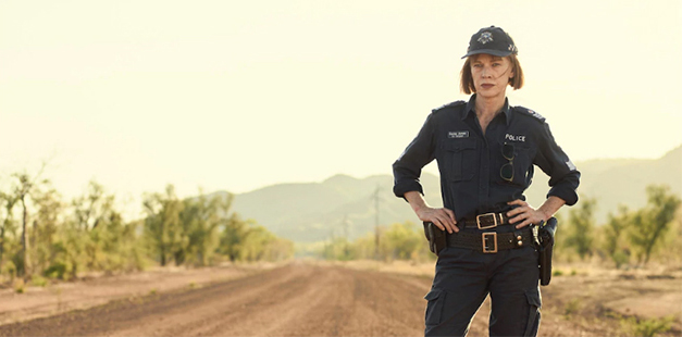 ABC Mystery Road Judy Davis