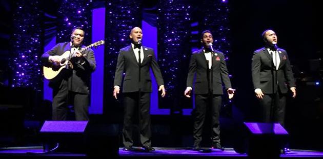 ACF Modern Maori Quartet AAA