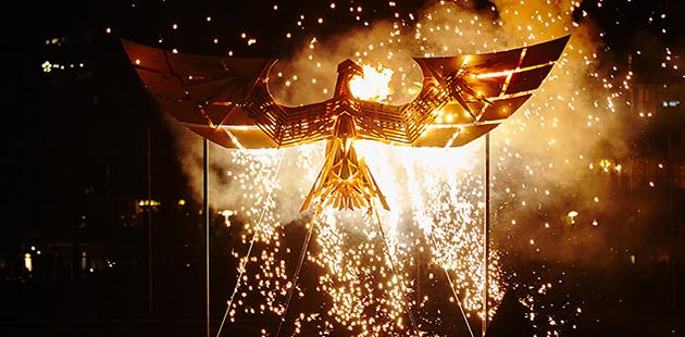 DCC Firelight Festival AAR