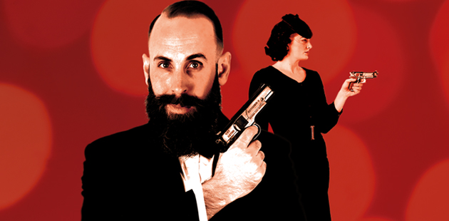 MCF Shaken - A James Bond Cabaret