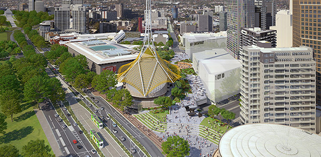 Melbourne Arts Precinct Transformation