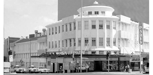 AAR Paris Theatre, Sydney