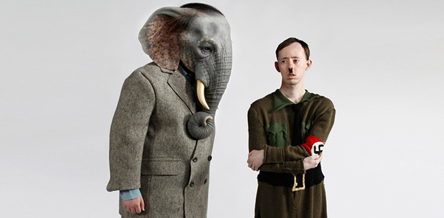 Back to Back Theatre Ganesh Versus theThird Reich - photo by Jeff Busby